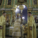 Митрополит Павел почтил память свт.Феодосия Черниговского