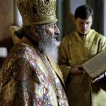 Предстоятель возглавил богослужения Недели 16-й по Пятидесятнице в Лавре