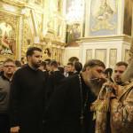 Предстоятель очолив богослужіння Неділі 16-ї після П'ятидесятниці в Лаврі