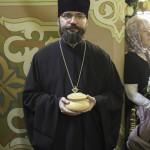 Наместник Лавры возглавил торжества в Зимненской обители