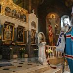 Владика Намісник вшанував Іверський образ Божої Матері