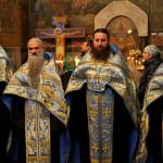 Митрополит Павел совершил Акафист Успению Пресвятой Богородицы