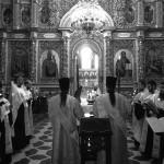 В Лавре совершено отпевание Григория Хижняка