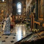 Владыка Наместник почтил Иверский образ Божией Матери