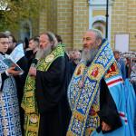 У Лаврі звершено Акафіст Покрові Пресвятої Богородиці (+відео)