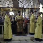 Владыка Павел совершил богослужения 19-й Недели по Пятидесятнице