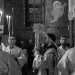 Богослужения престольного праздника Лавры возглавил митрополит Павел