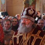 Владыка Павел совершил богослужения на своей малой родине