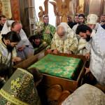 Митрополит Павел совершил освящение храма с. Томашовки