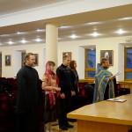 На «молодежке» говорили о праздновании Нового года православными