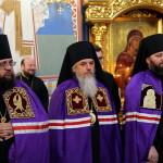 Наречение архим. Андрея в епископа Петропавловского