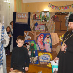 Brethren from the Social Department Presented Gifts to Kids On the Eve of St. Nicholas