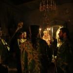 Митрополит Павел почтил память прп. Саввы Освященного
