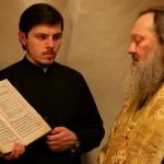 Митрополит Павел звершив нічну Літургію в Дальніх печерах