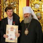 Сотрудники телеканала «Интер» награждены орденами УПЦ