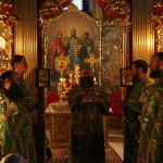 Митрополит Павел вшанував пам'ять прп. Сави Освяченого