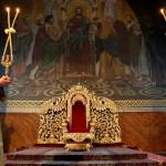 Миром Божественным тя помаза Божественная благодать Духа