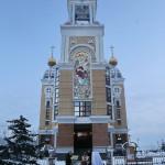 В день Собору Пресвятої Богородиці владика Павел звершив Літургію на Оболоні