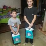 Пациентов Центра паллиативной помощи детям г. Киева поздравили братия Лавры