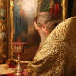 Намісник Лаври вшанував пам'ять св. прав. Іоанна Кронштадтського