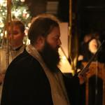 Владика Павел очолив читання царських часів