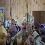 Митрополит Павел освятив храм села Лучиця