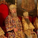 Наместник Лавры почтил память свт. Петра Киевского