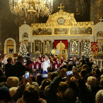"VIII All-Ukrainian ""Christmas Bell"" Carol Festival took place at the Lavra"