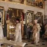 Предстоятель УПЦ очолив урочистості Різдва Христового в Лаврі