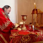 Намісник Лаври вшанував пам'ять св. архідияк. Стефана