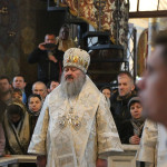 The Divine Liturgy on the 32th Sunday after Pentecost before the Nativity of our Lord