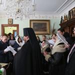 Митрополит Павел принял поздравления в праздник Рождества Христова