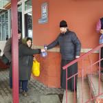 Продолжается благотворительная акция «Накорми ближнего»