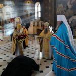 Митрополит Павел в день памяти свт. Феодосия Черниговского совершил Литургию