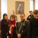 На молодежной встрече говорили об иконографии Иисуса Христа