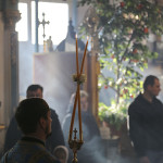 Владыка Павел совершил Литургию в монастыре в Бортничах
