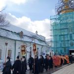 Владыка Павел возглавил Литургию в день памяти сщмч. Владимира