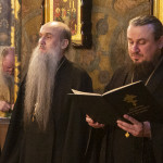 Abbot of Lavra led services on Saturday of Remembrance for departed