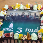 «Молодежка» Киево-Печерской Лавры отметила три года