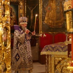 Намісник Лаври очолив богослужіння в день пам'яті 40 мчч. Севастійських