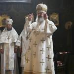 Наместник Лавры возглавил заупокойные богослужения