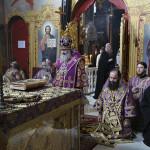 Владыка Павел молитвенно отметил юбилей наместничества