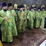 Торжества Собора Всех преподобных Печерских возглавил Предстоятель УПЦ