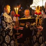 У Лаврі звершена велика вечірня з Чином прощення