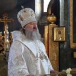 Митрополит Павел звершив Літургію в першу заупокійну суботу посту