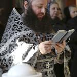 Предстоятель очолив першу в цьому році Літургію Передосвячених Дарів