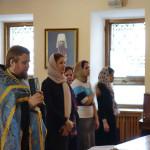 «Молодежка» была посвящена Крестопоклонной Неделе