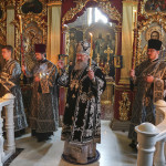 Владыка Павел молитвенно отметил свой день рождения