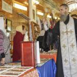 В Лавре открылась выставка «Благовещенская»