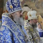 В хіротонії вікарія Донецької єпархії взяв участь Намісник Лаври
